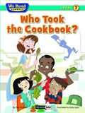 Who Took the Cookbook?
