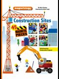 Construction Sites: 45 Magnetic Pieces