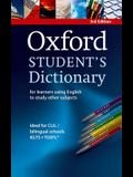 Oxford Student's Dictionary Paperback
