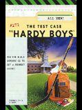 The Test Case (Hardy Boys, No. 171)