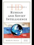 Historical Dictionary of Russian and Soviet Intelligence, Second Edition
