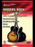 Songxpress Modern Rock (for Acoustic or Electric Guitar, Vol 4: DVD