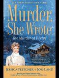 Murder, She Wrote: The Murder of Twelve