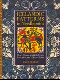 Icelandic Patterns in Needlepoint: Over 40 easy-to-stitch designs from the Land of Ice and Fire