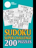 USA Today Sudoku Super Challenge, 24: 200 Puzzles