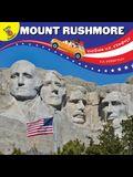 Visiting U.S. Symbols Mount Rushmore