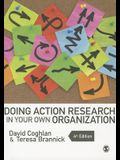 Doing Action Research in Your Own Organization