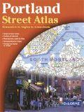 Portland Street Atlas 2nd Ed - Delorme (USA StreetFinder atlases)