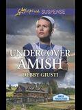 Undercover Amish (Amish Protectors)