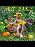 Fairy Houses 2020 Wall Calendar: By Sally J. Smith