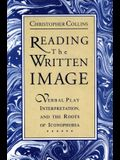 Reading the Written Image: Verbal Play, Interpretation, and the Roots of Iconophobia