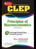 Clep(r) Principles of Macroeconomics [With CDROM]