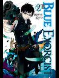 Blue Exorcist, Volume 2