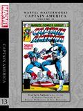 Marvel Masterworks: Captain America Vol. 13