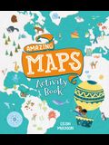 Amazing Maps Activity Book