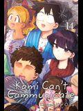Komi Can't Communicate, Vol. 14, 14