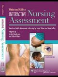 Weber and Kelley's Interactive Nursing Assessment Access Code