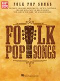 Folk Pop Songs: For Easy Guitar with Notes & Tab