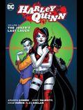 Harley Quinn, Volume 5: The Joker's Last Laugh