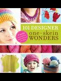 101 Designer One-Skein Wonders(r): A World of Possibilities Inspired by Just One Skein