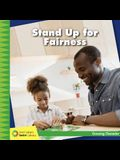 Stand Up for Fairness