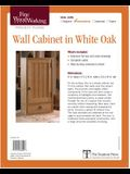 Fine Woodworking's Wall Cabinet Plan
