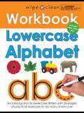 Wipe Clean Workbook Lowercase Alphabet: Includes Wipe-Clean Pen [With Wipe Clean Pen]