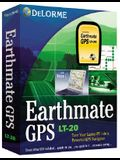 Earthmate GPS LT-20: With Street Atlas USA Software