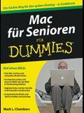 Mac für Senioren für Dummies (German Edition)
