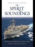 Spirit Soundings Volume III: Returning to America
