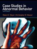 Case Studies in Abnormal Behavior (9th Edition)