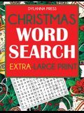 Christmas Word Search Extra-Large Print