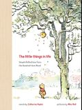 Winnie the Pooh the Little Things in Life