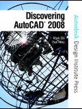 Discovering AutoCAD 2008 [With CDROM]