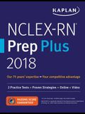 Nclex-RN Prep Plus 2018: 2 Practice Tests + Proven Strategies + Online + Video