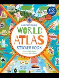 Barefoot Books World Atlas Sticker Book