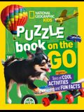 National Geographic Kids Puzzle Book: On the Go