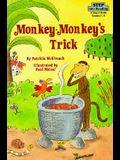 Monkey-Monkey's Trick (Step into Reading, Step 2)