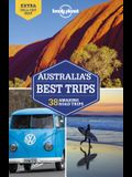 Lonely Planet Australia's Best Trips 2
