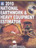 National Earthwork & Heavy Equipment Estimator [With CDROM]