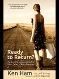 Ready to Return?: The Need for a Fundamental Shift in Church Culture to Save a Generation