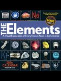 The Elements Calendar: A Visual Exploration of Every Known Atom in the Universe