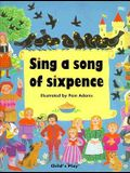 Sing a Song of Sixpence (Books with Holes)