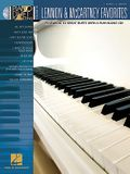 Lennon & McCartney Favorites: Piano Duet Play-Along Volume 38