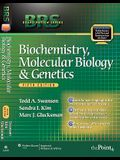 BRS Biochemistry, Molecular Biology, and Genetics [With Access Code]