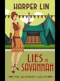 Lies in Savannah: 1920s Historical Paranormal Mystery