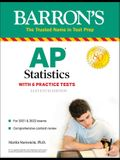 AP Statistics: With 6 Practice Tests