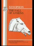 Xenophon: Fall of Athens: Selections from Hellenika I and II