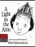 A Light in the Attic Book and CD [With CD]