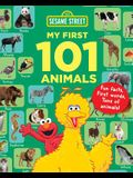 Sesame Street My First 101 Animals
